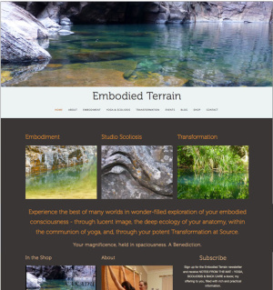 Embodied Terrain