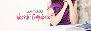 website confidence builder session